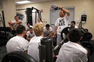 Head Coach John Fey is the winningest football coach in Jensen Beach High School history
