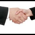 plain handshake