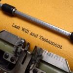 Last Will Typewriter